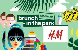 Foto campaña H&M Brunch in the park