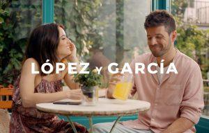 Foto campaña Springfield - López y García